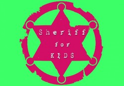 Logo Sheriff for Kids